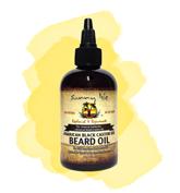 Castor oil for your beard
